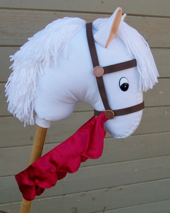 profile image of a stick horse