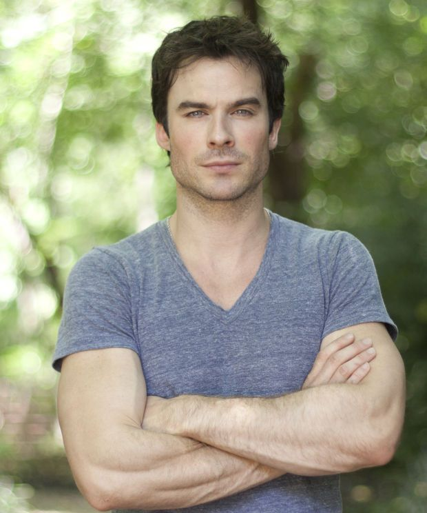Ian Somerhalder - Promotional Years Of Living Dangerously 2014