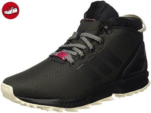 adidas zx flux herren schwarz 44