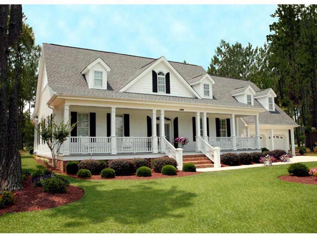 Southern Style House Plan 3 Beds 350 Baths 2568 SqFt Plan 137
