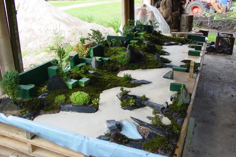 Kleinen Japanischen Garten Anlegen   Google Search