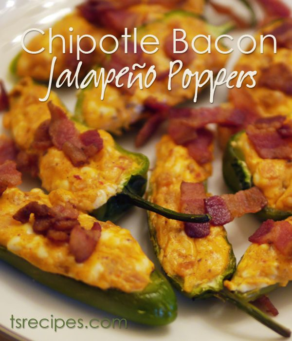 Chipotle Bacon Jalapeño Poppers | Easy Recipes for Real Life | Tastefully Simple