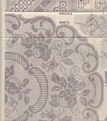CROCHE/TOALHAS III - Regina II Pinheiro - Picasa Web Albümleri