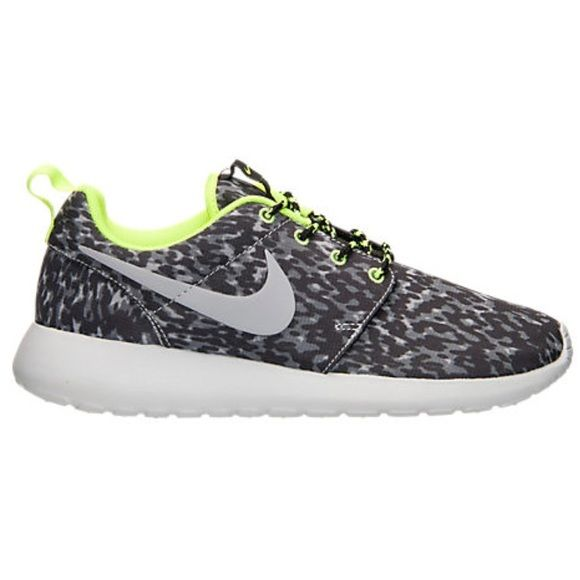 WOMENS Nike Roshe Run Print Casual Shoe Brand New WOMENS size 9.5 brand new, box top not included. Nike Shoes Sneakers