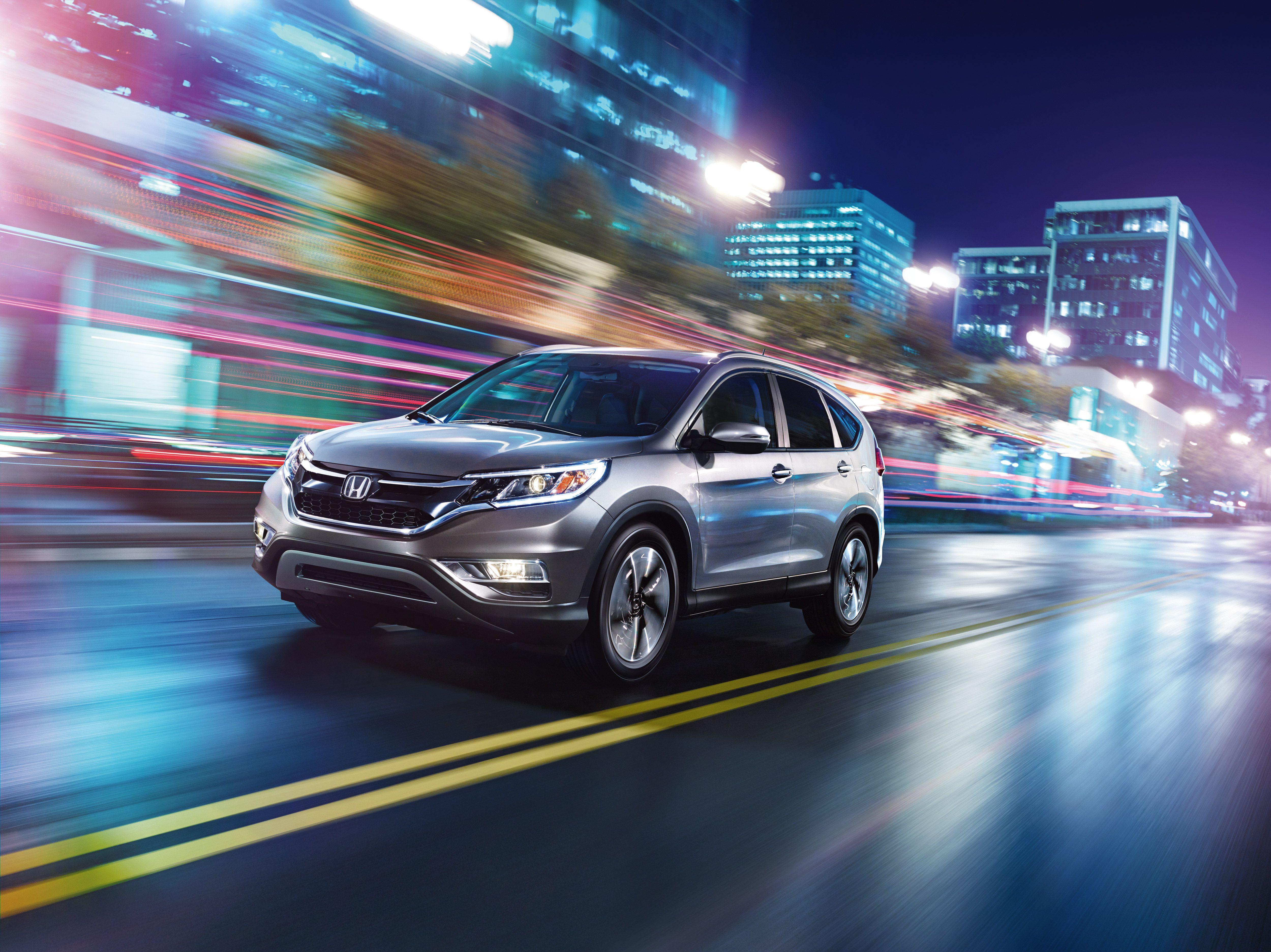 Honda CRV Fundamentals Set a New Bar for Excellence