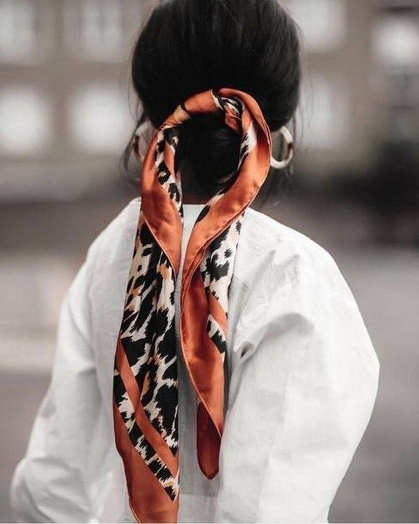 25 Awesome Scarf Hairstyle Ideas for Women