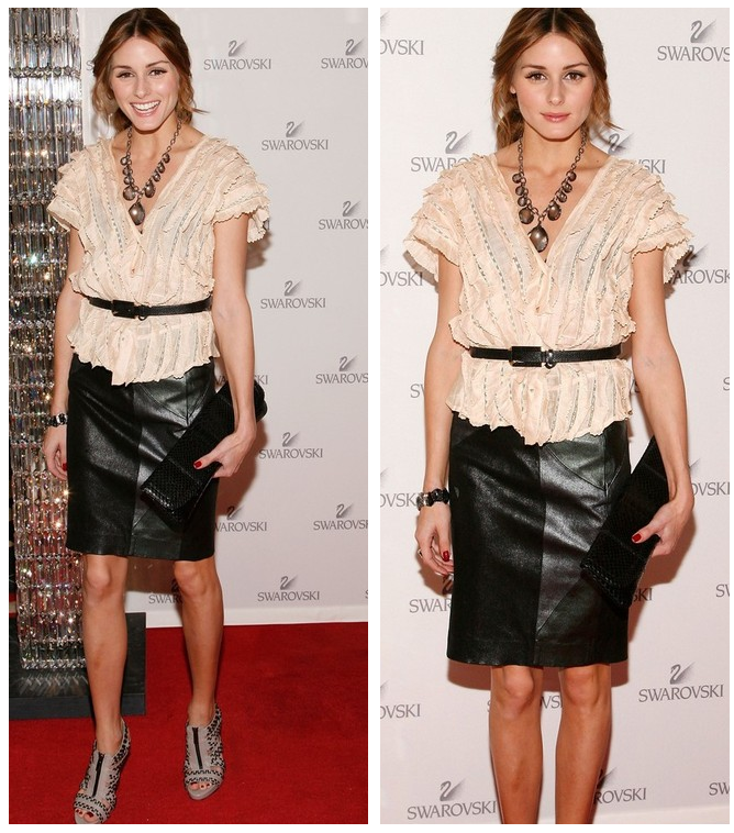 The Olivia Palermo Lookbook : LOOK OF THE DAY