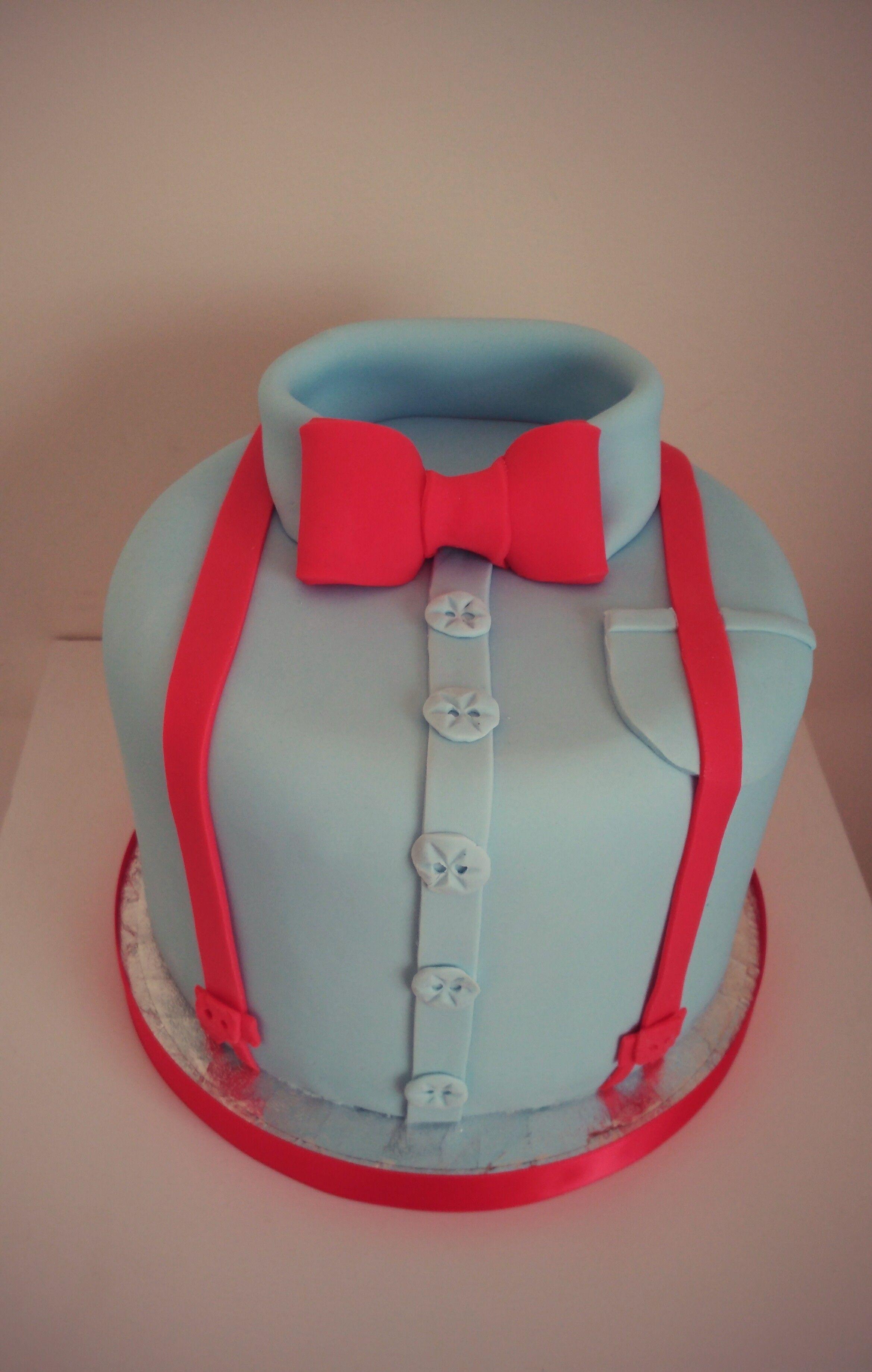 Shirt And Tie Cake Cakeart Shirts Shoes Dresses Pinterest