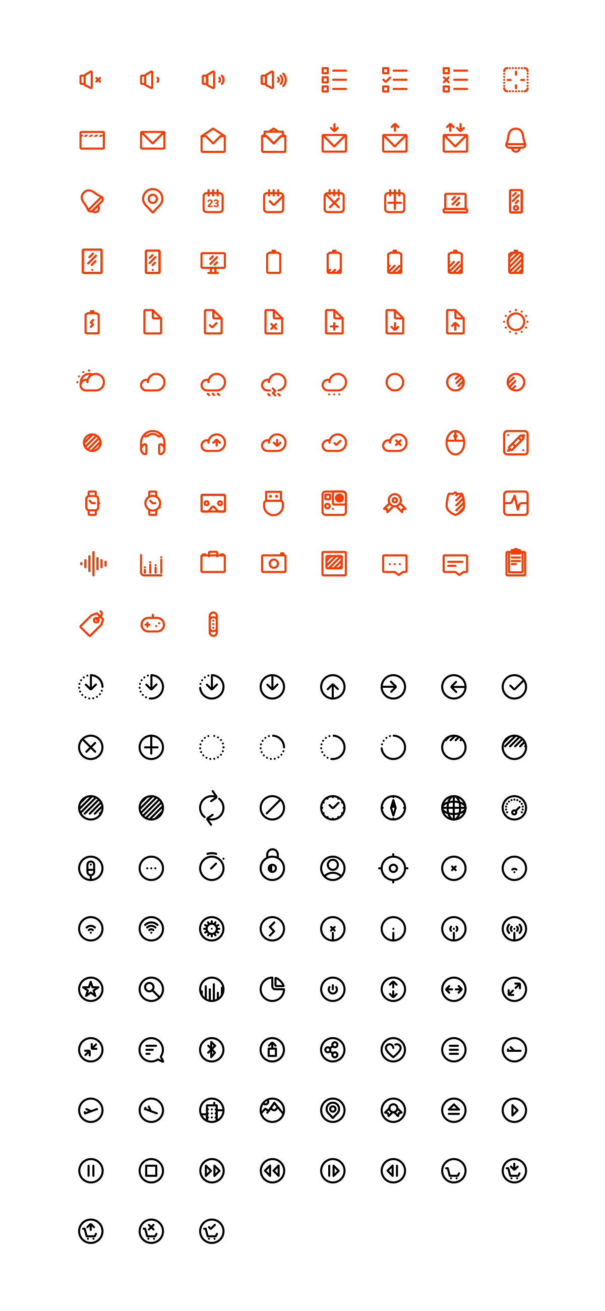 Simple Line Icons | The Free Icons | Pinterest | Icons, Wireframe ...