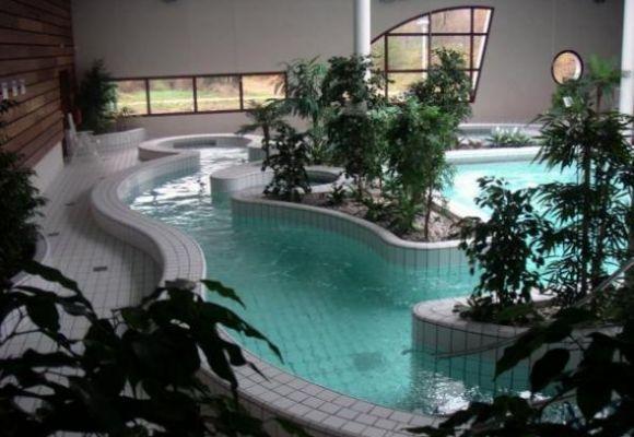 Espace Balnéoforme - Centre aquatique Abysséa - Civaux (86 - Vienne)