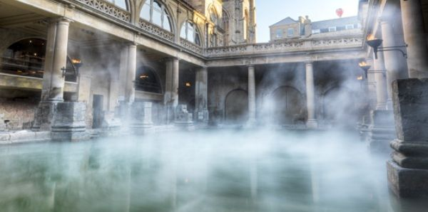 Spa Belgium Hot Springs Day Trips From London Roman Baths