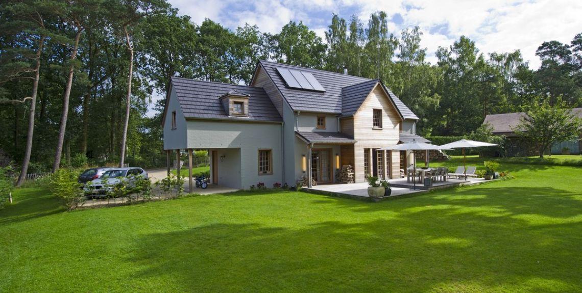 Construction De Maisons En Bois Contemporaines Avec Images
