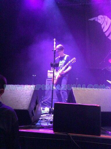 Tour Wonder Future en #cdmx el Plaza Condesa 20 Noviembre 2015.  Kensuke Kita.