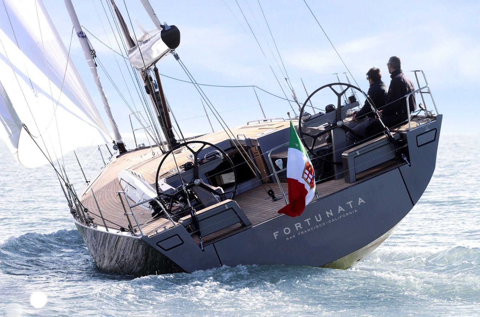 Yacht 50 Andare In Barca Costruzione Di Navi Yacht Design