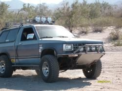 I love this roof rack with the lights although now there is a light i love this roof rack with the lights although now there is a light bar option jsyaudios 1986 chevrolet s 10 blazer aloadofball Gallery