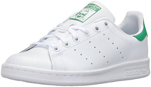 Adidas performance stan smith j scarpa da tennis, ragazzo -