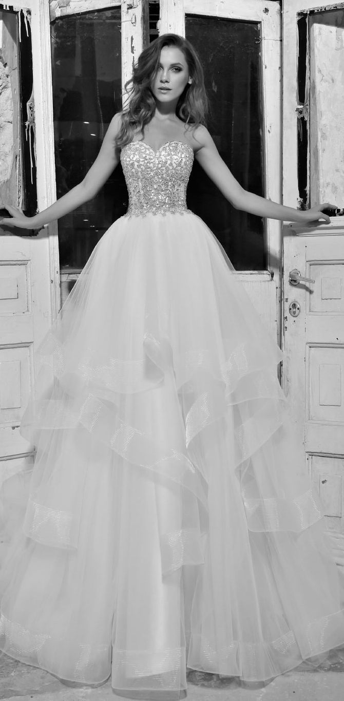 Second marriage wedding dresses plus size  Pnina Tornai  ucLoveud Bridal Collection  Wedding  Pinterest