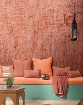 Infocus Issue4 Playingstucc 285 X 360 Px Wall Painting Living Room Textured Walls Painting Textured Walls