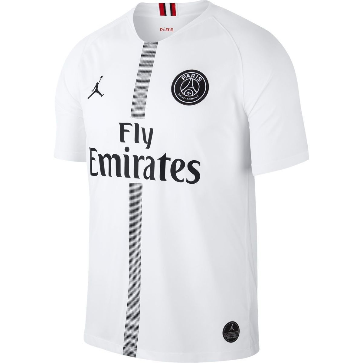finest selection affordable price special sales Maillot Nike Psg X Jordan Third 2018-19 Blanc Homme - Taille ...