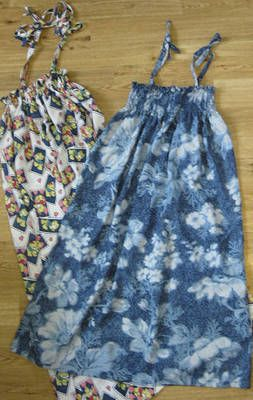 DIY sundress or night gown