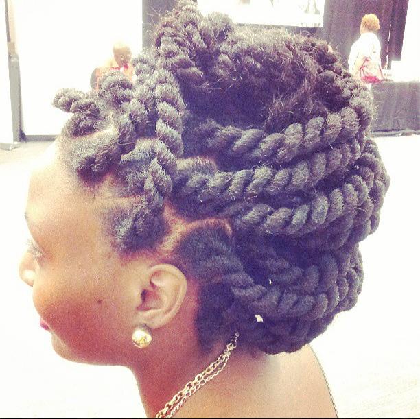 Havana twist updo zarahcharm natural hair styles by havana twist updo zarahcharm pmusecretfo Choice Image