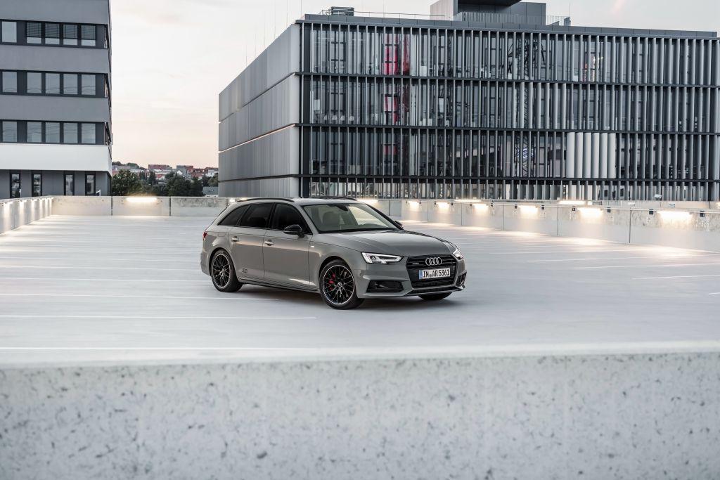 Audi A4 Avant 3 0 Tdi Quattro S Line Black Edition B9 2017 Pr