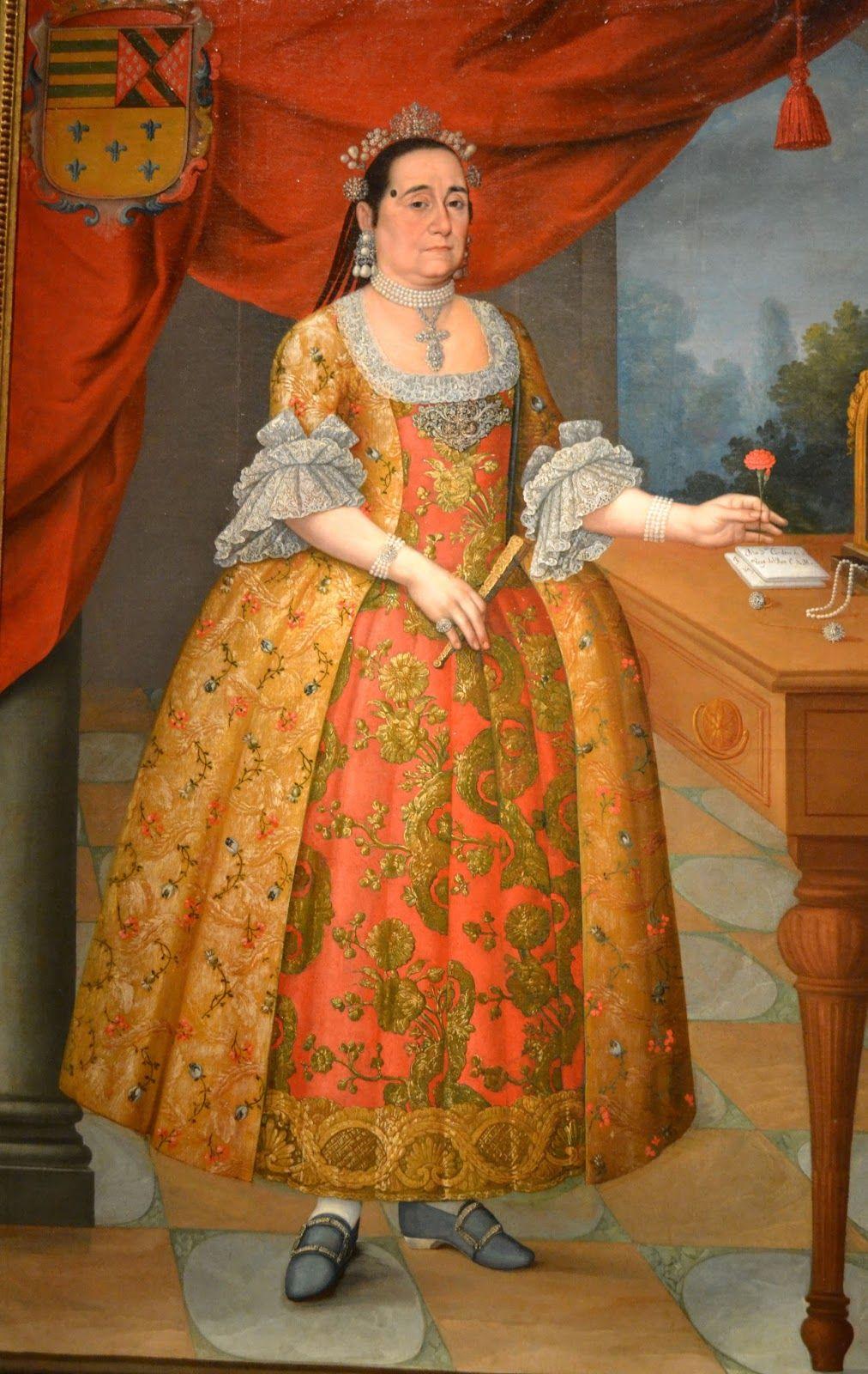 Dona Maria Rosa de Rivieria Cnndessa de la Vega del Ren