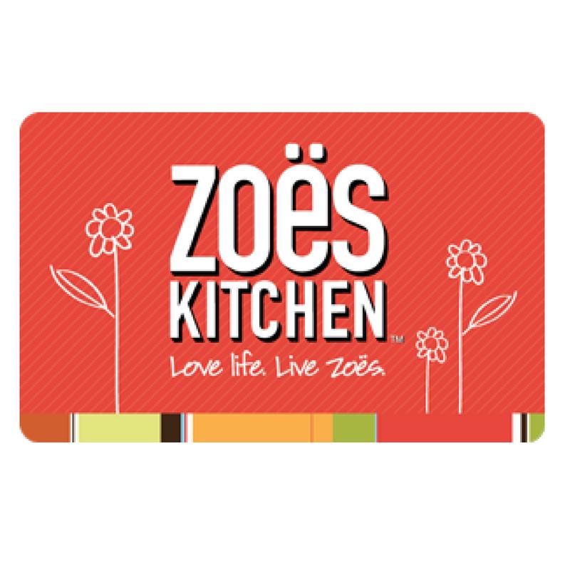 Zoes Kitchen Restaurant Gift Cards Zoes Kitchen Love Life