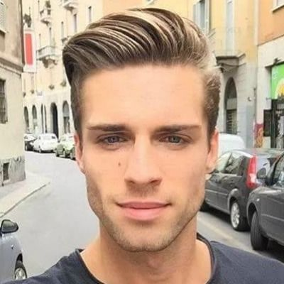 20 Best Hairstyles For Men With Fine And Thin Hair Haircuts For