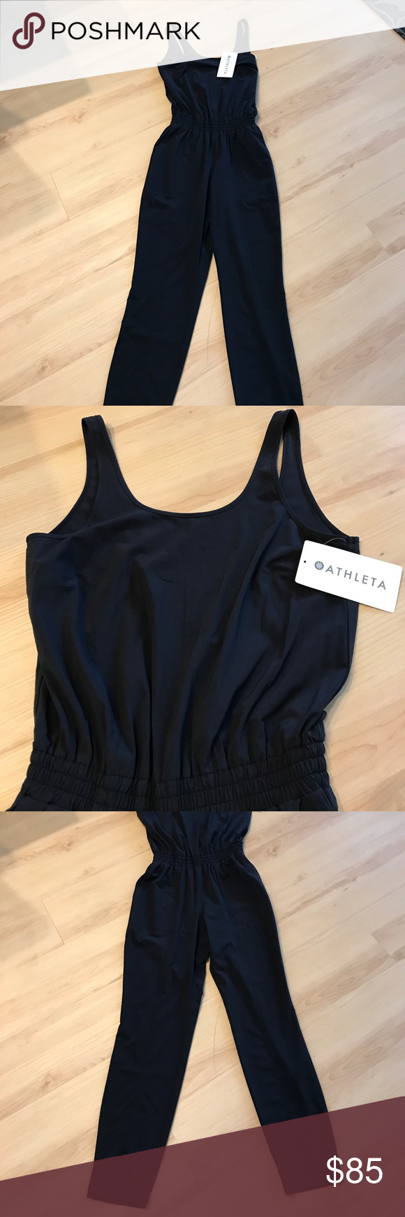 312d255b5df Athleta Roaming Romper New w tag Athleta Other