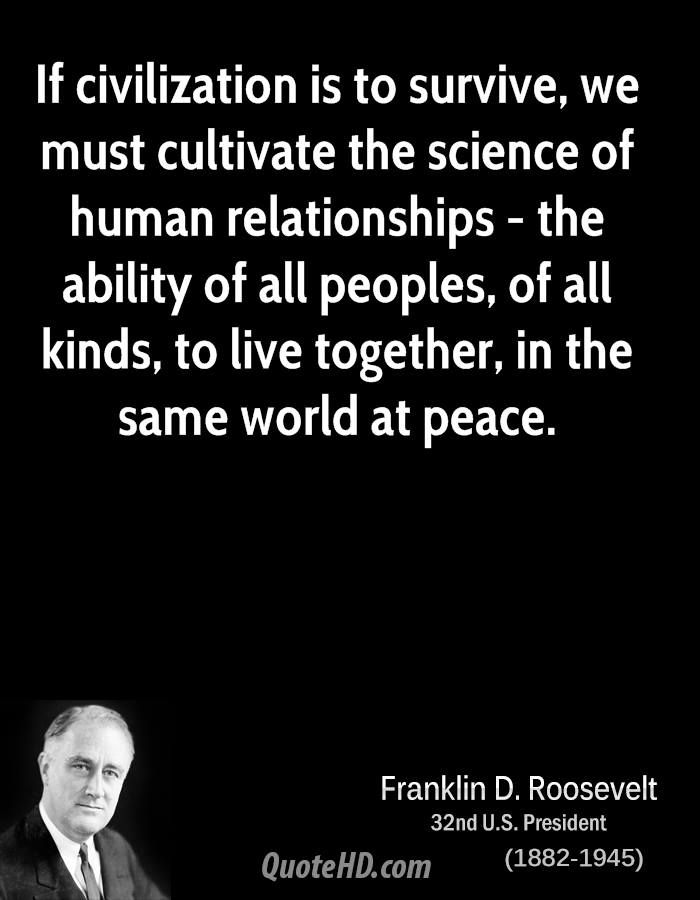 Franklin D Roosevelt Quotes Fascinating Franklin Droosevelt Quotes  Cool Things  Pinterest  Roosevelt