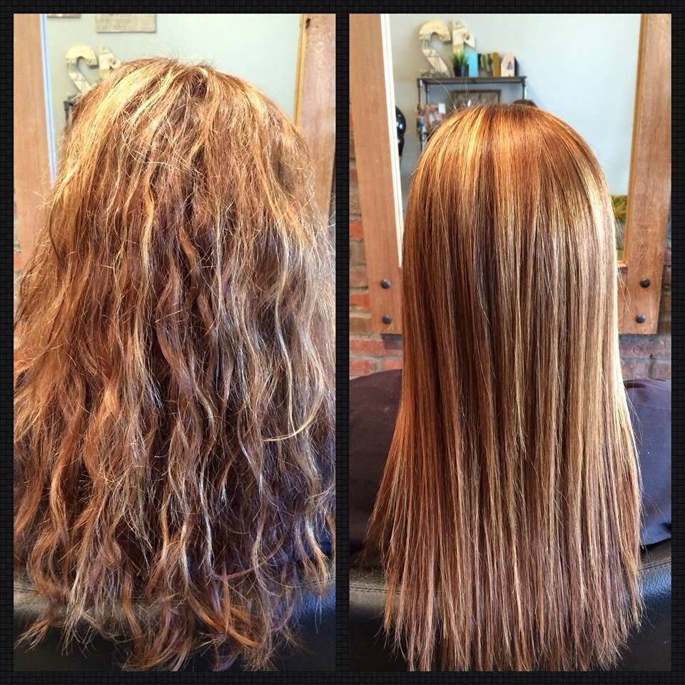 Peter Coppola Hair Treatment Before And After Dramatic