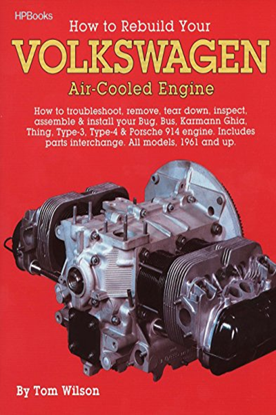 1987) How to Rebuild Your Volkswagen air-Cooled Engine (All