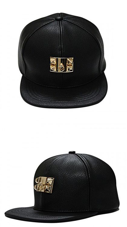Cool cap for cool girls. Choose one to decorate your overall look.