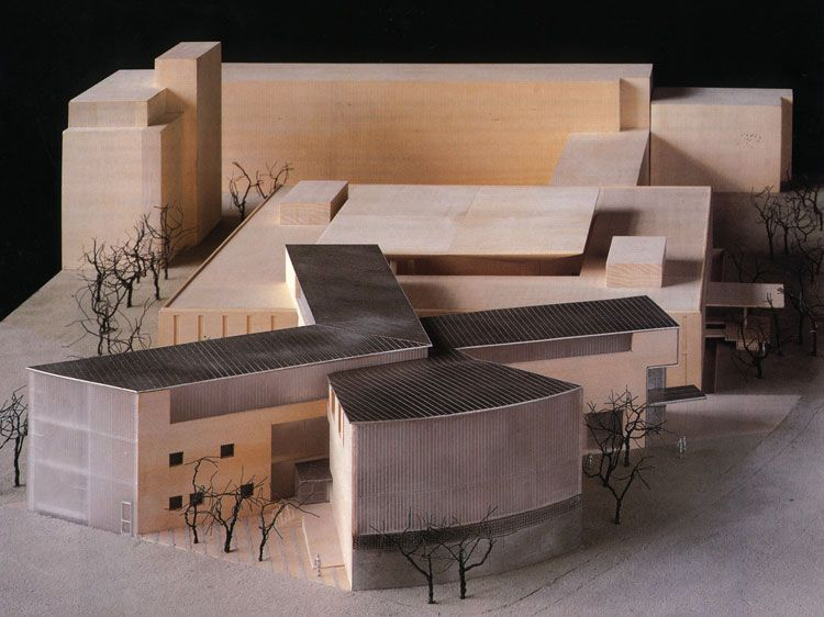 STEVEN HOLL ARCHITECTS/ COLLEGE OF ARCHITECTURE AND LANDSCAPE ARCHITECTURE,  UNIVERSITY OF MINNESOTA