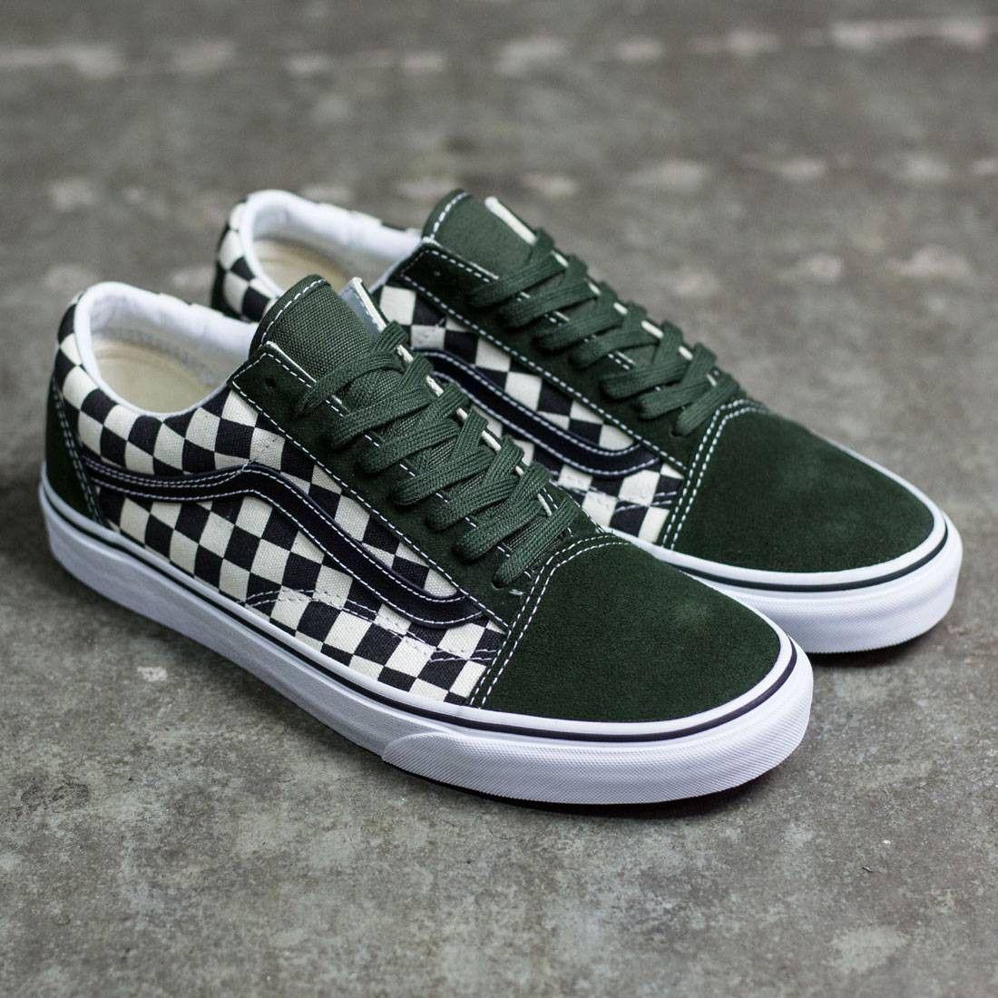 Vans Men Old Skool - 50th Anniversary (black / checkerboard)