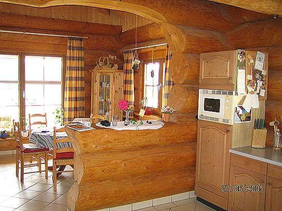 Wohnträume aus Holz BlockhausCanada ? Can