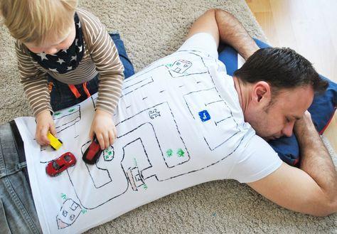 10 geniale Spielideen und Tricks für faule Eltern und diejenigen, die es noch werden sollten! - Bunter Familienblog | Zicklein & Böckchen