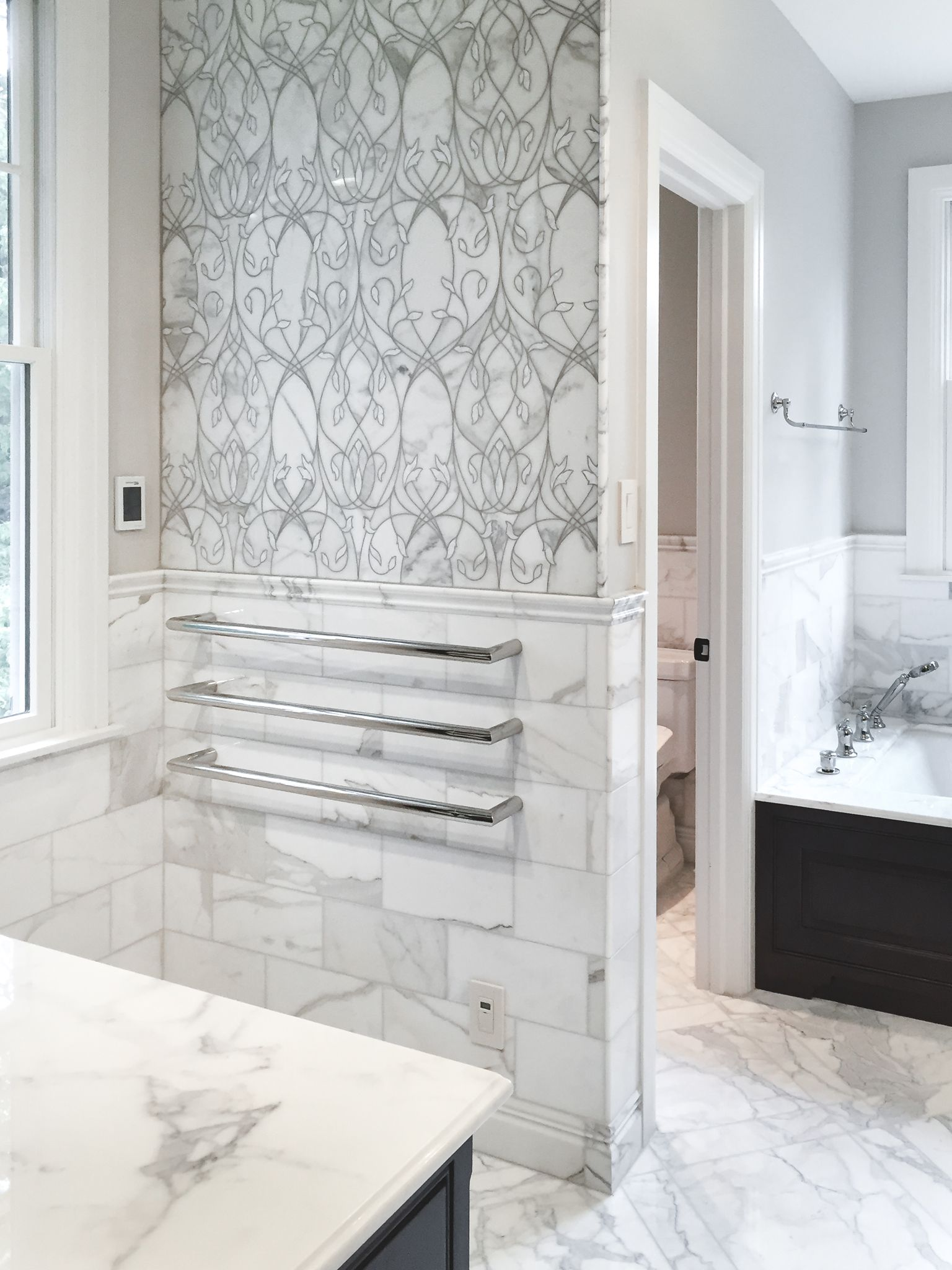 Bathroom Tile White Bathroom Tile Ideas Bathroom Border Tiles | New ...