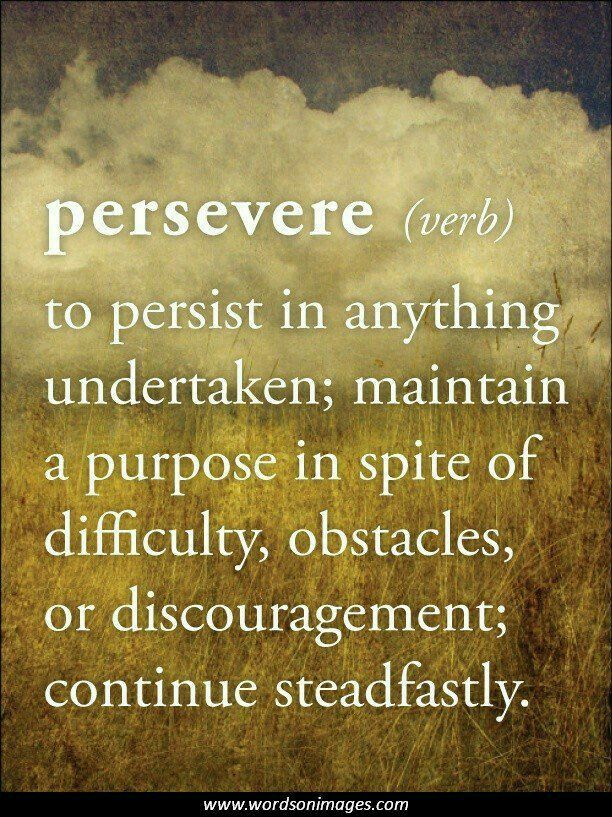 Inspirational Quotes About Perseverance Fascinating Pinamanda Phelps On Sobriety  Pinterest  Holy Spirit