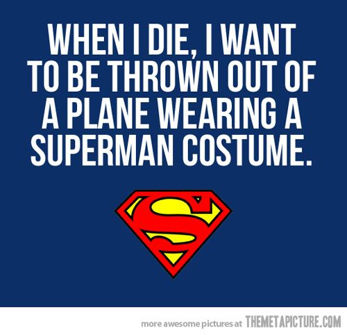 funny superman quotes