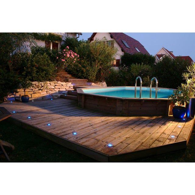 piscine horssol bois sunwater 300x490 h120cm beige ubbink