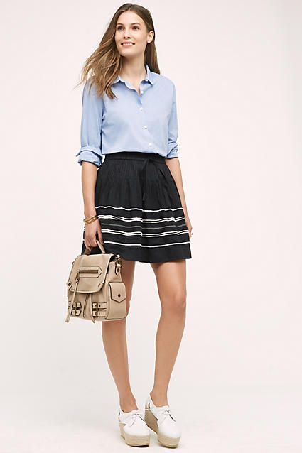 Maricruz Skirt - anthropologie.com