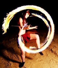 Types of fire poi