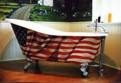 Hand Painted Claw Foot Tub Clawfoot Tub Tub Remodel Claw Foot Bath