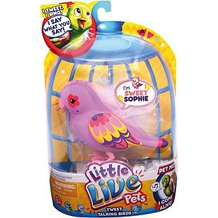 Buy Little Live Pets Birds Assortment At Argos Co Uk Visit Argos