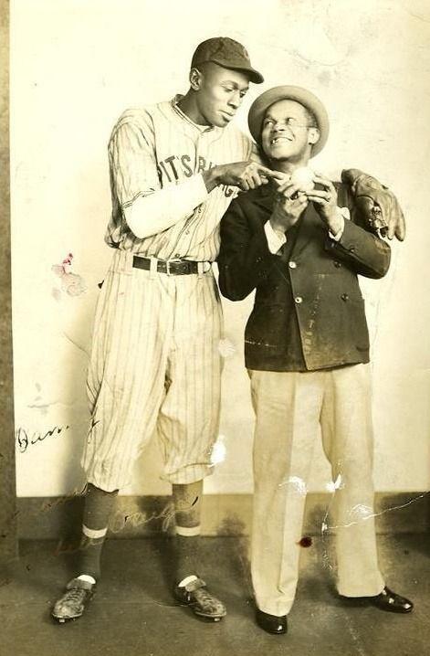 Photo of Negro League Baseball