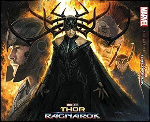 Amazon.fr - Marvel's Thor: Ragnarok - The Art of the Movie - Marvel Comics - Livres
