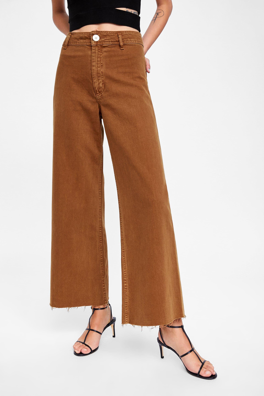 Jeans Zw Premium Marine Straight Premium Denim Wide Leg Jeans Straight Jeans