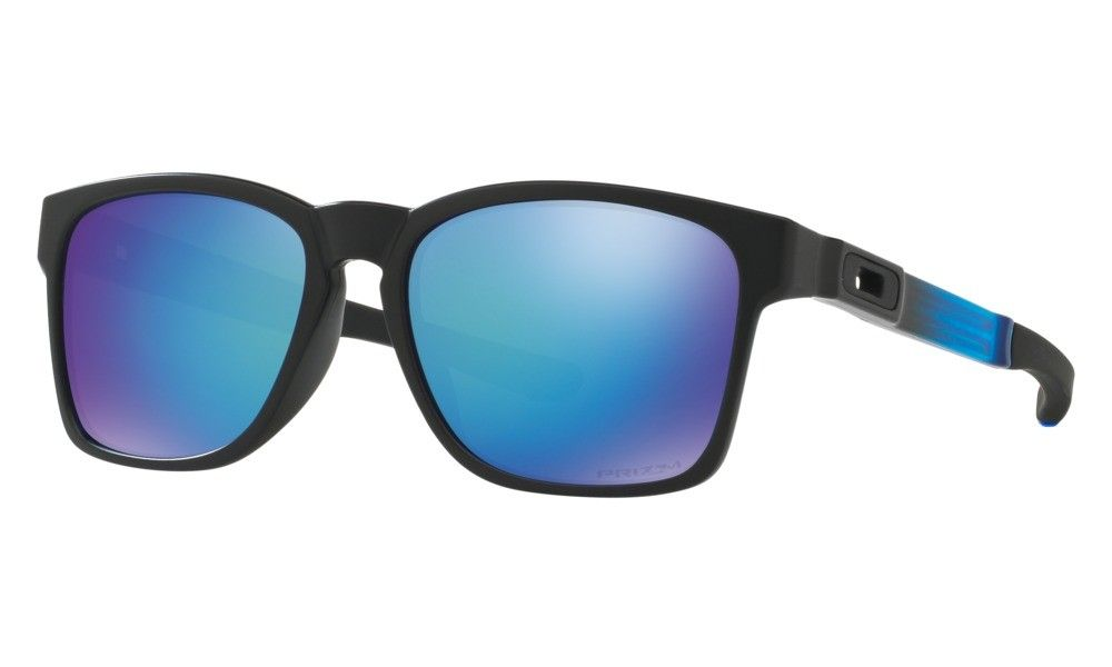 efaa29a2f5c Oakley Sunglasses Catalyst Prizm Sapphire Fade Collection Mens Sapphire  Fade Frame NO. OO9272-2255